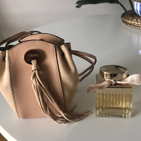 691ebf63 Chloe Absolu de Parfum with mini bag